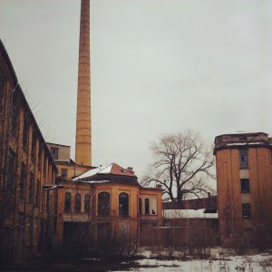 Noch eine Tuchfabrik in Forst